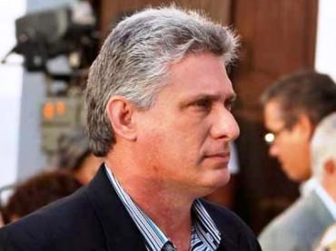 Miguel Diaz-Canel Resmi jadi Presiden Baru Kuba