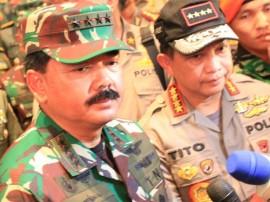 Kapolri Harap TNI-Polri Solid di Musim Politik