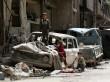 Rusia Klaim Temukan Granat Asap Inggris di Ghouta Timur