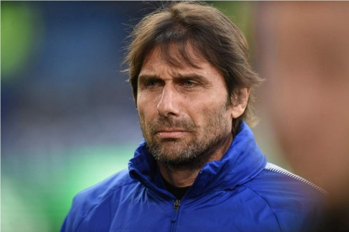 Antonio Conte (AFP PHOTO / Oli SCARFF)