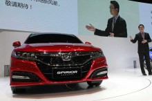 Honda Bakal Boyong Dua Model Konsep Baru di Bejing
