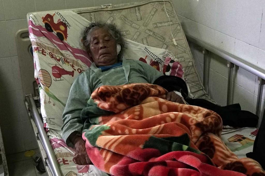 Korban Luka Gempa Banjarnegara 41 Orang