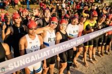 Kadin Berharap Sungailiat Triathlon 2018 Dorong Ekonomi Daerah