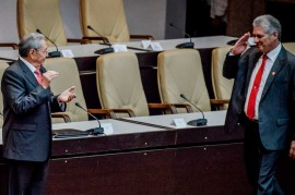 Diaz-Canel Gantikan Raul Castro jadi Presiden Kuba