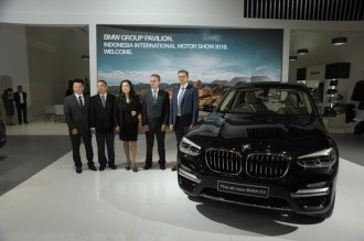 BMW Siap Produksi All New X3 di Sunter