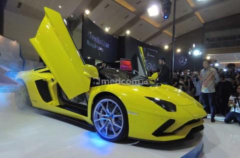 Prestige Boyong Satu-Satunya Aventador S Roadster