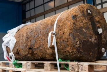 Bom PD II Ditemukan di Jerman, KBRI Berlin Dievakuasi