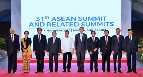 Para pemimpin ASEAN akan bertemu kembali di Singapura (Foto: