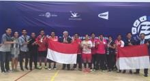 Indonesia Sabet 4 Emas di The 1st Fazza Dubai Para Badminton