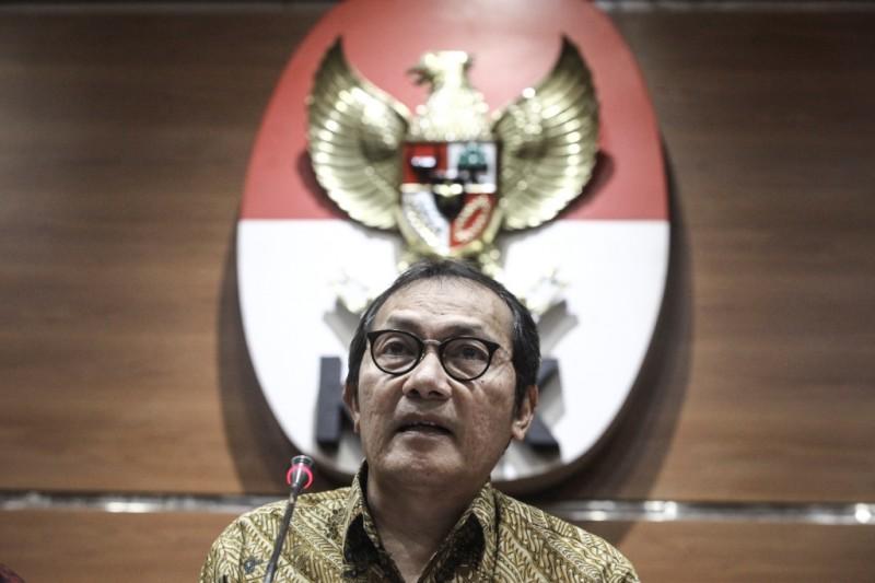Wakil Pimpinan KPK Saut Situmorang. Foto:Antara/Muhammad Adimaja.