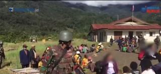 Evakuasi Lima Guru yang Disandera Terkendala Cuaca