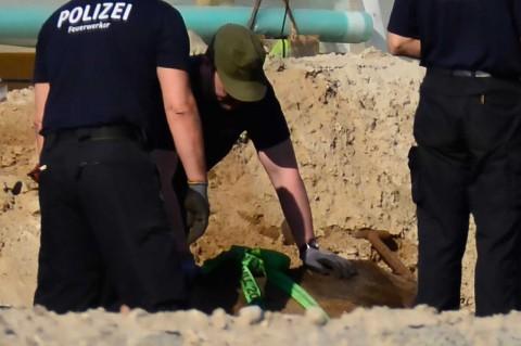 Otoritas Jerman Jinakkan Bom PD II