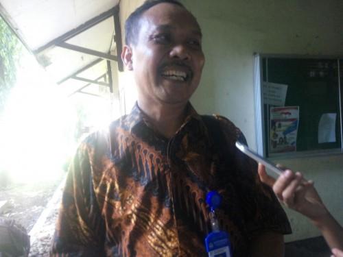 Koordinator Pembinaan Bahasa dan Sastra Balai Bahasa Pemprov