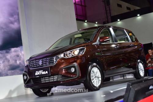 Suzuki targetkan All New Ertiga terjual 5.000 unit/bulan.