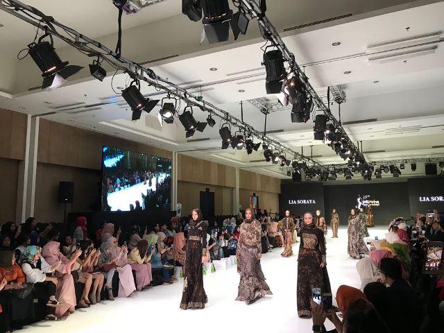 Untuk ke-15 kalinya JFFF masih konsisten dengan visi mengangkat citra, harkat, dan martabat bangsa Indonesia di kancah internasional melalui sektor industri kreatif berbasis budaya. (Foto: Dok. Medcom.id/Raka Lestari)