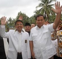 PKS Komitmen Dukung Prabowo