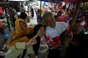 Di Awal Debat, Ganjar Pranowo Ingatkan Keinginan Pendiri Bangsa