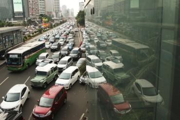 Senin, Ganjil Genap di Jakarta Sejam Lebih Awal