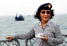 Menteri Susi: Perempuan Pendorong Perubahan