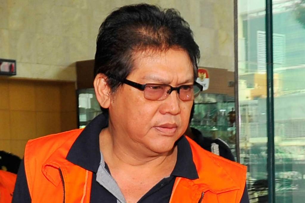 Tiga Orang Jadi Tersangka Korupsi RTH Bandung
