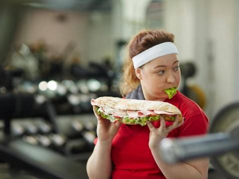 Banyak Orang Berolahraga demi Makanan Berkalori