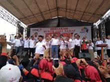Didukung Buruh, Syaikhu Yakin Hasil Surveinya Meningkat