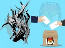 KPU Jatim Targetkan Partisipasi Pemilih di Atas 77 Persen