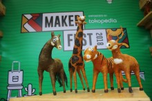 Makerfest, Bentuk Pengusaha Kecil Jadi Brand Mancanegara