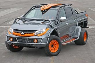 Mitsubishi L200 Ini Bakal Beraksi di Fast & Furious 9