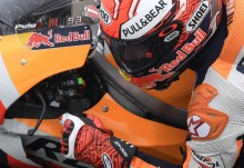 Rebut Pole Position, Marquez Takkan Start dari Posisi Terdepan