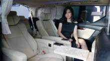 LAI Sulap Kabin Toyota Alphard jadi Kabin VIP