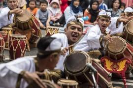 Kemeriahan Liga Seni Budaya Bandung