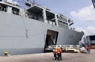 HMS Albion Tunjukkan Komitmen Kemitraan RI-Inggris