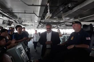 Inggris Kirim Kapal ke Indonesia untuk Pantau Korut