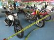 Puluhan <i>Custom Bike</i> 'Serbu' SMA Tunas Jakasampurna