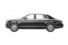 Intip Spek Cortege, Mobil Baru Pesiden Rusia