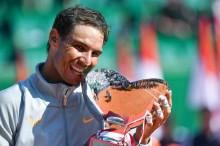 Rafael Nadal Ukir Rekor Baru saat Taklukkan Nishikori