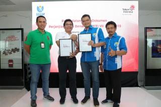 Sekar Telkom Nilai Program CSR Telkom Tidak Diskriminatif