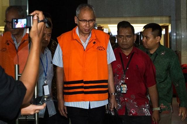 Dokter Rumah Sakit Medika Permata Hijau Bimanesh Sutarjo. Foto: Antara/Rosa Panggabean.