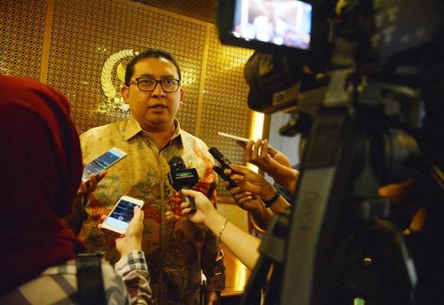 Wakil Ketua DPR Fadli Zon. Foto: MI/Irfan.
