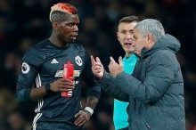 Pogba Tegaskan tak Berselisih dengan Mourinho