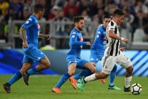 Empat Laga Krusial Penentu Scudetto Juve - Napoli