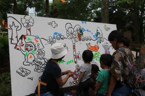 Scientia Art Fest, Wadah Apresiasi Seni di SSQ Park