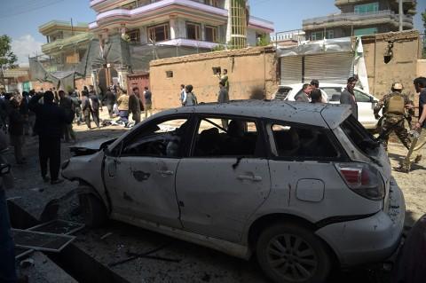 ISIS Klaim Serangan Bom yang Tewaskan 57 Orang di Afghanistan