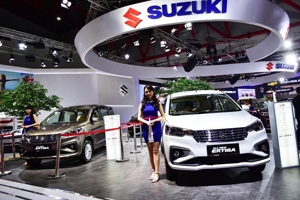 Suzuki All New Ertiga Debut Global di Indonesia