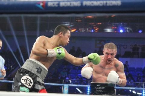 Kata Daud Yordan Usai Pukul KO Petinju Rusia