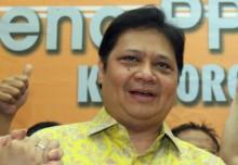 MKGR Dorong Airlangga Jadi Cawapres Jokowi