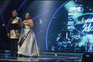 Maria Simorangkir Juara Indonesian Idol 2018