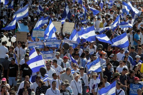 Protes Meluas, Presiden Nikaragua Semakin Tertekan