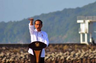 Jokowi: KJA Offshore Masa Depan Teknologi Perikanan RI